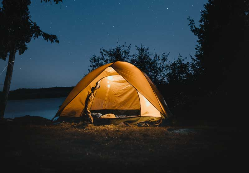 Bliv klar til denne sommers campingtur